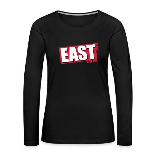 EAST - Frauen Premium Langarmshirt