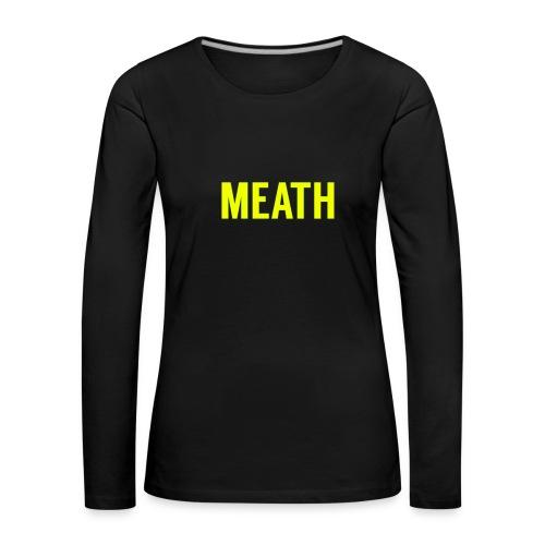 MEATH - Women's Premium Longsleeve Shirt