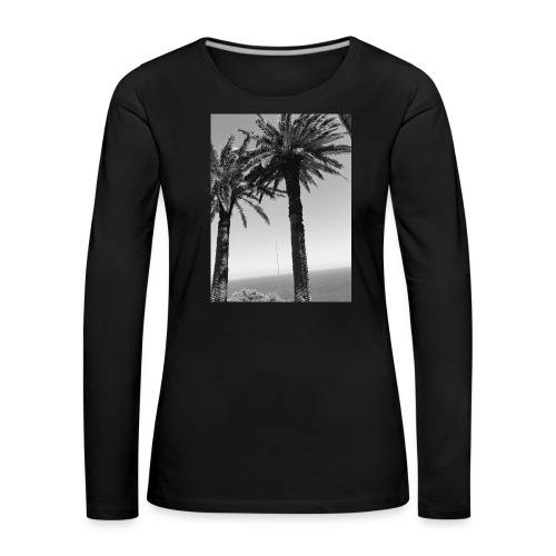 arbre - T-shirt manches longues Premium Femme