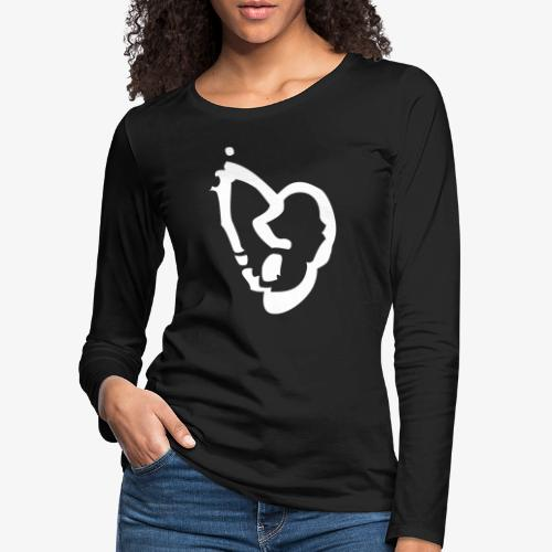 Lil Peep - Frauen Premium Langarmshirt
