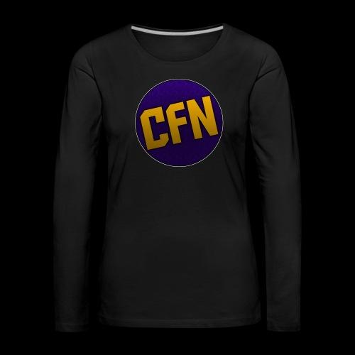 CFN - Women's Premium Longsleeve Shirt