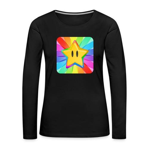 T-shirt dreamtendo.com - T-shirt manches longues Premium Femme