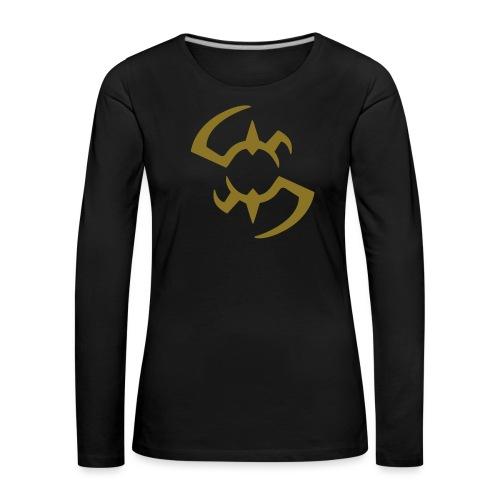 Crest of Gautier - FE3H - Women's Premium Longsleeve Shirt
