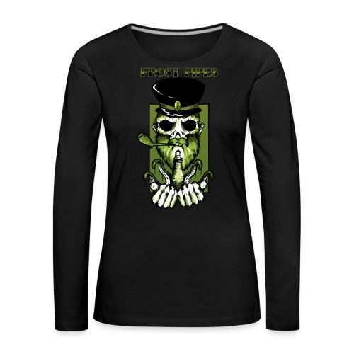 The Lighthouse Keeper - Women's Premium Longsleeve Shirt