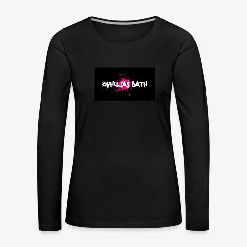 LogoTrial - Frauen Premium Langarmshirt