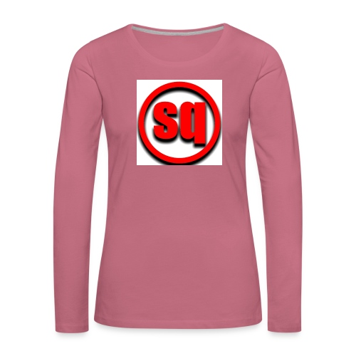 none - Vrouwen Premium shirt met lange mouwen