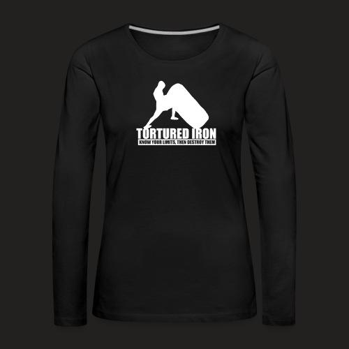 Strongman Tyr - Women's Premium Longsleeve Shirt