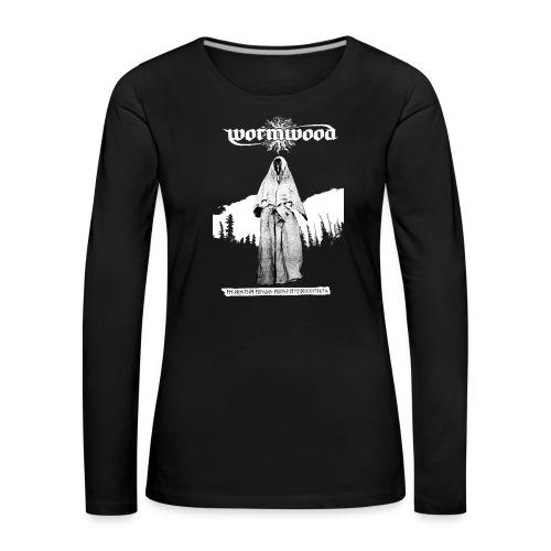 Women's Witch Print - Women's Premium Longsleeve Shirt