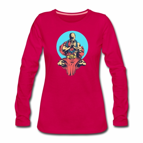 Inner Peace Inner Peace Gift Idea - Women's Premium Longsleeve Shirt