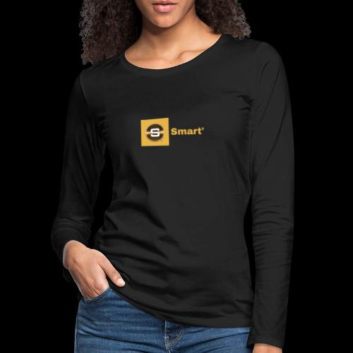 Smart' ORIGINAL Limited Editon - Women's Premium Longsleeve Shirt