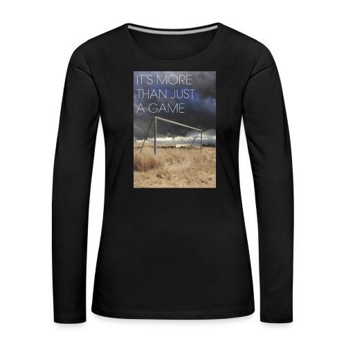 more - Women's Premium Longsleeve Shirt
