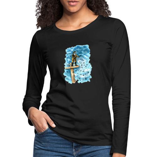 after the storm - Women's Premium Longsleeve Shirt