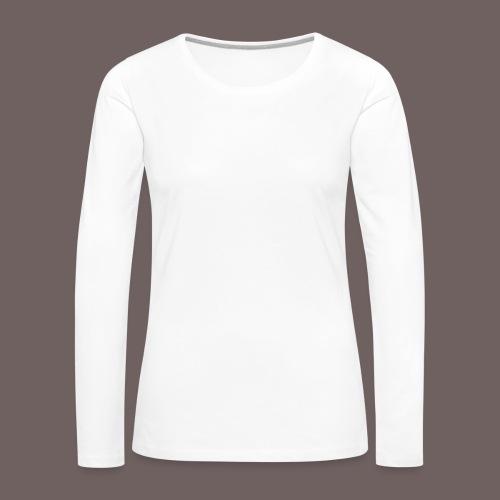 GBIGBO zjebeezjeboo - Rock - Hirondelle - T-shirt manches longues Premium Femme