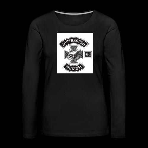 SOUTHBOUND - Naisten premium pitkähihainen t-paita