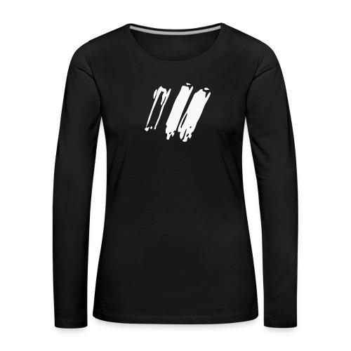 Wildtek Claw - Women's Premium Longsleeve Shirt