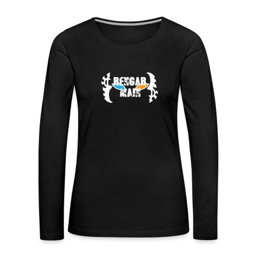 Rengar Main - Frauen Premium Langarmshirt