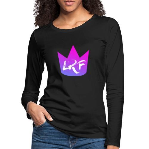 LRF - T-shirt manches longues Premium Femme