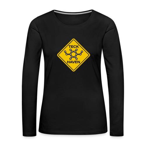 TECK HAVEN - Women's Premium Longsleeve Shirt