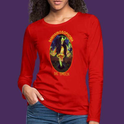 The Pumpkin - Women's Premium Longsleeve Shirt