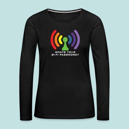 Bi-Fi - Women's Premium Longsleeve Shirt