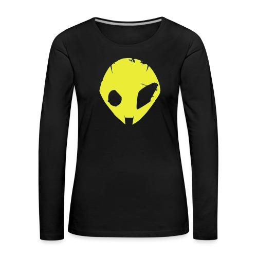 alien s1000rr - Frauen Premium Langarmshirt
