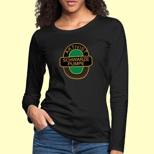 BSG Aktivist Schwarze Pumpe - Frauen Premium Langarmshirt