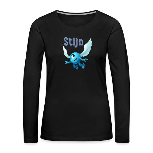 stijn png - Women's Premium Longsleeve Shirt