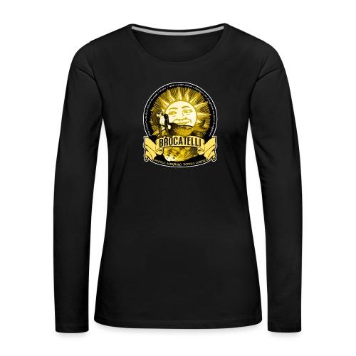 T-Shirt PESCATORE - Maglietta Premium a manica lunga da donna