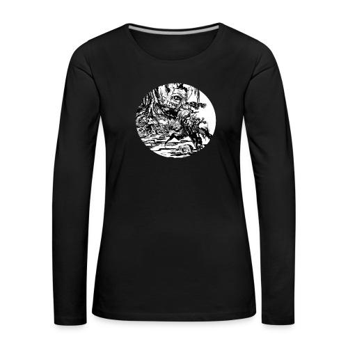 Motiv3 - Frauen Premium Langarmshirt