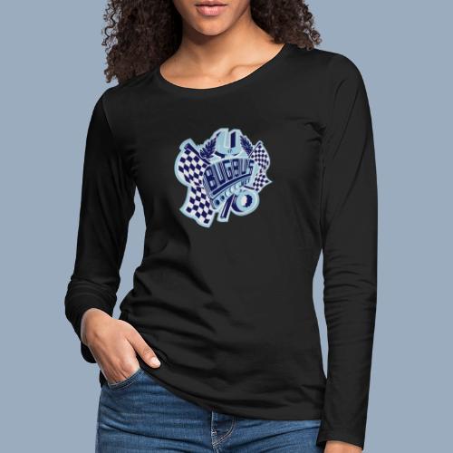 bUGbUs.nEt ILLU - Frauen Premium Langarmshirt
