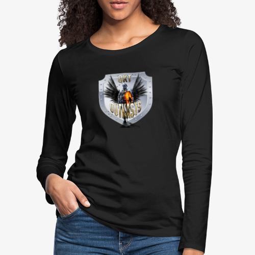 outkastsbulletavatarnew 1 png - Women's Premium Longsleeve Shirt