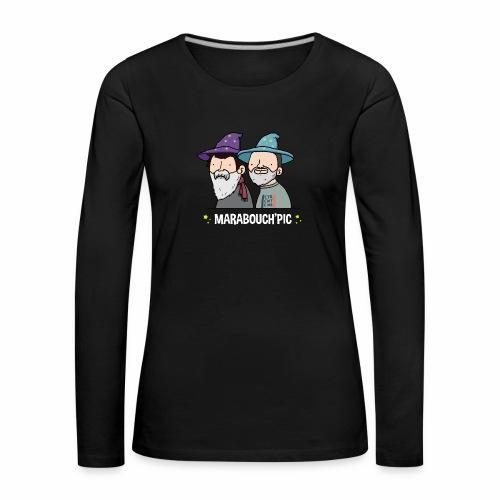 Marabouch'pic - T-shirt manches longues Premium Femme