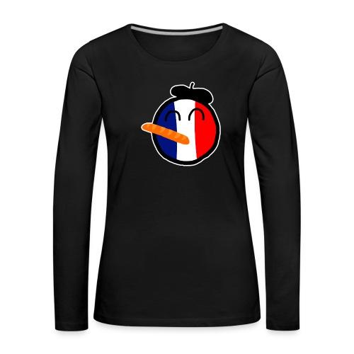 Franceball - Women's Premium Longsleeve Shirt