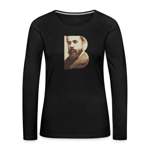 BT_GAUDI_ILLUSTRATOR - Women's Premium Longsleeve Shirt
