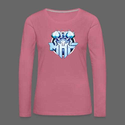 MHF New Logo - Women's Premium Longsleeve Shirt
