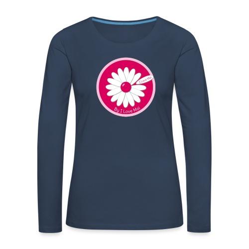 Call me Mademoiselle ! Le TeeShirt by I Love Moi - T-shirt manches longues Premium Femme