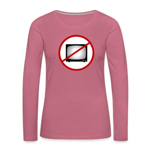 notv - Women's Premium Longsleeve Shirt