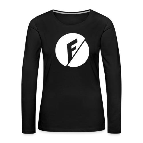 Felix Schorn Hoodie 2 - Frauen Premium Langarmshirt