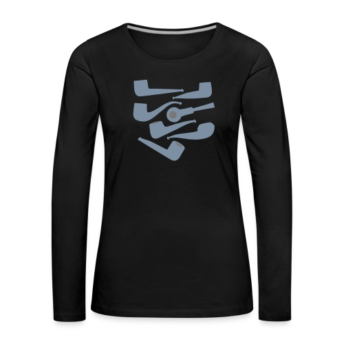 Italian Pipes - Women's Premium Longsleeve Shirt