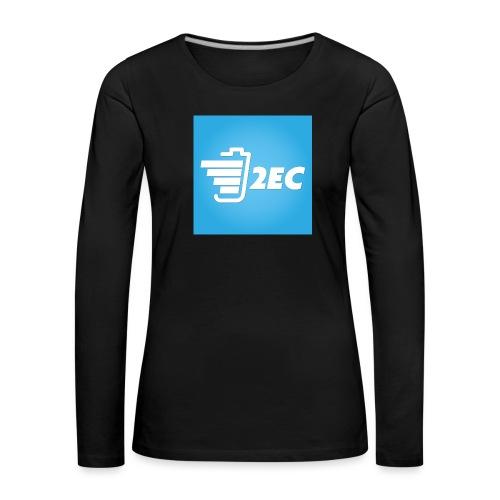2EC Kollektion 2016 - Frauen Premium Langarmshirt