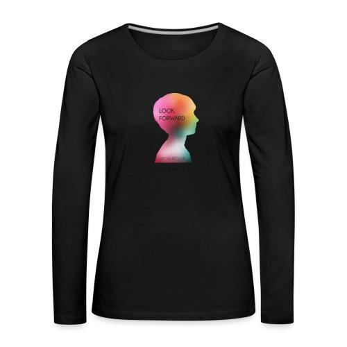Gwhello - Vrouwen Premium shirt met lange mouwen