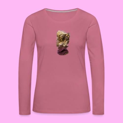 migraine - Naisten premium pitkähihainen t-paita