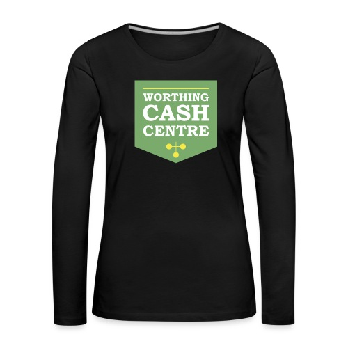 WCC - Test Image - Women's Premium Longsleeve Shirt