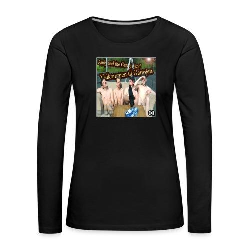 Velkommen Til Garasjen - Premium langermet T-skjorte for kvinner