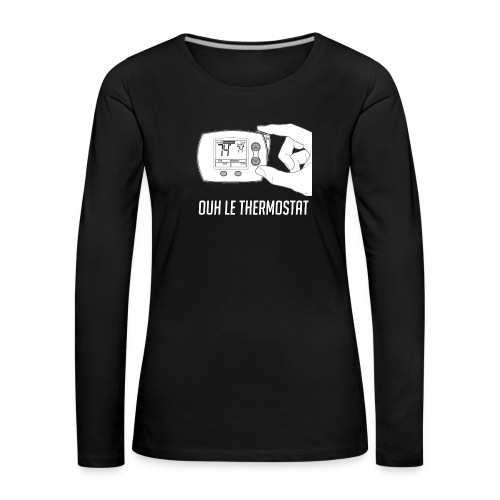 PCLP2 - T-shirt manches longues Premium Femme