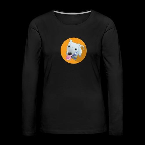 Computer figure 1024 - Women's Premium Longsleeve Shirt