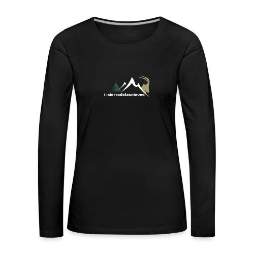 i-sierradelasnieves.com - Camiseta de manga larga premium mujer