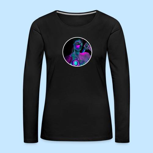 Neon Genji - Women's Premium Longsleeve Shirt
