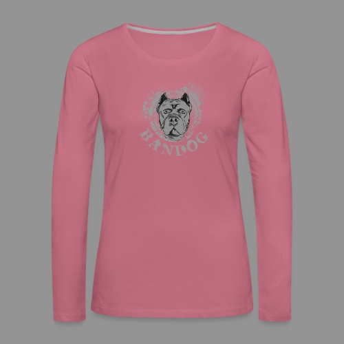 Bandog - Women's Premium Longsleeve Shirt