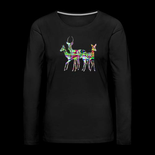 Biches - T-shirt manches longues Premium Femme